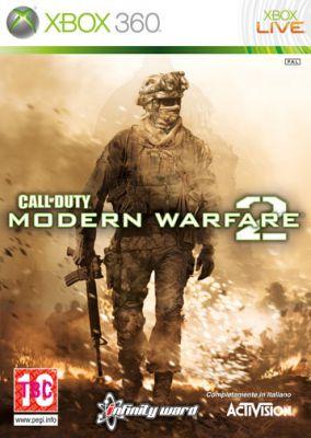 Copertina del gioco Modern Warfare 2 per Xbox 360