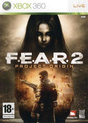 Copertina del gioco F.E.A.R. 2: Project Origin per Xbox 360