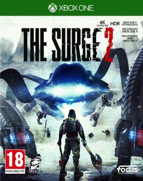 Copertina del gioco The Surge 2 per Xbox One
