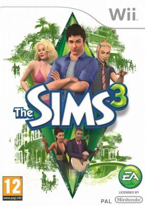 Immagine della copertina del gioco The Sims 3 per Nintendo Wii