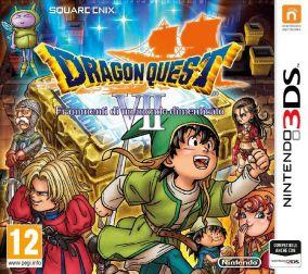 Immagine della copertina del gioco Dragon Quest VII: Frammenti di un Mondo Dimenticato per Nintendo 3DS