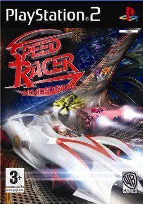 Immagine della copertina del gioco Speed Racer per PlayStation 2