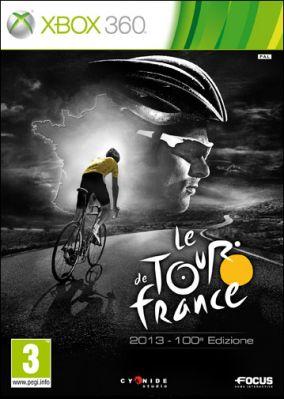 Copertina del gioco Tour De France 2013 per Xbox 360