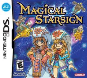 Immagine della copertina del gioco Magical Starsign per Nintendo DS