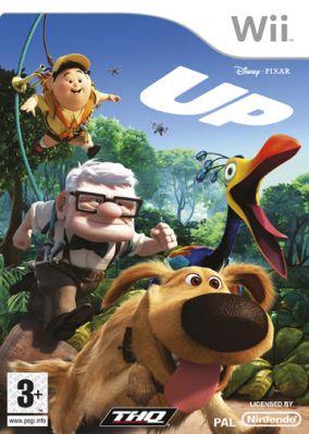 Immagine della copertina del gioco Up per Nintendo Wii