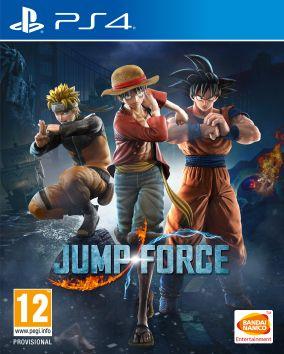 Immagine della copertina del gioco Jump Force per PlayStation 4
