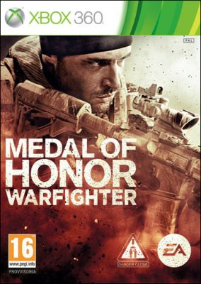 Copertina del gioco Medal of Honor: Warfighter per Xbox 360