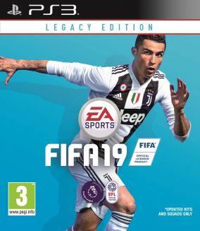 Immagine della copertina del gioco FIFA 19 per PlayStation 3