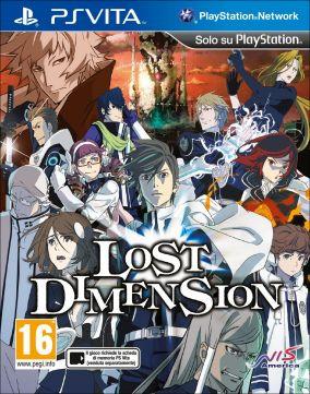 Copertina del gioco Lost Dimension per PSVITA