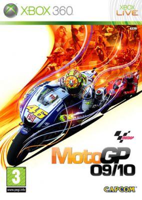Copertina del gioco Moto GP 09/10  per Xbox 360