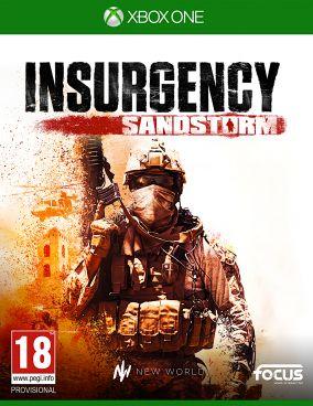 Copertina del gioco Insurgency: Sandstorm per Xbox One