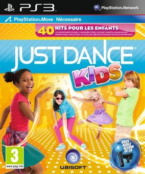 Copertina del gioco Just Dance Kids per PlayStation 3