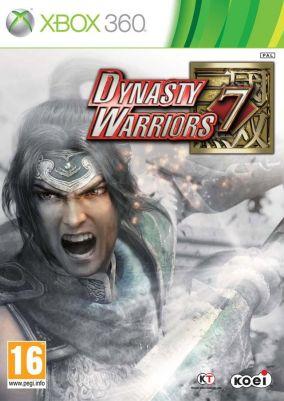 Copertina del gioco Dynasty Warriors 7 per Xbox 360