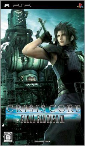 Immagine della copertina del gioco Crisis Core: Final Fantasy VII per PlayStation PSP