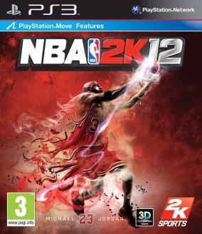 Immagine della copertina del gioco NBA 2K12 per PlayStation 3