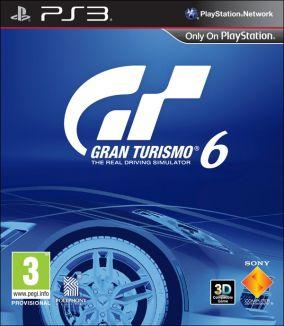 Immagine della copertina del gioco Gran Turismo 6 per PlayStation 3