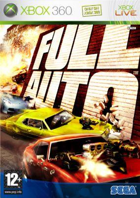 Copertina del gioco Full Auto per Xbox 360