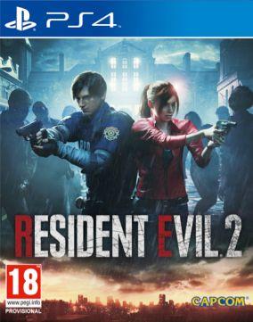 Immagine della copertina del gioco Resident Evil 2 Remake per PlayStation 4