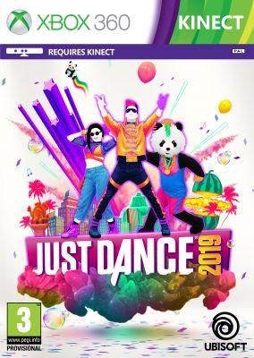 Immagine della copertina del gioco Just Dance 2019 per Xbox 360