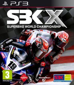 Immagine della copertina del gioco SBK X : Superbike World Championship per PlayStation 3