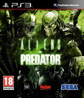 Copertina del gioco Aliens vs Predator per PlayStation 3