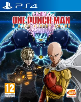 Copertina del gioco One Punch Man: A Hero Nobody Knows per PlayStation 4