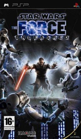 Immagine della copertina del gioco Star Wars: Il Potere della Forza per PlayStation PSP