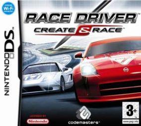 Immagine della copertina del gioco Race Driver: Create & Race per Nintendo DS