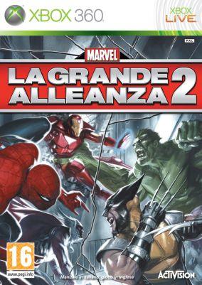 Copertina del gioco Marvel: La Grande Alleanza 2 per Xbox 360