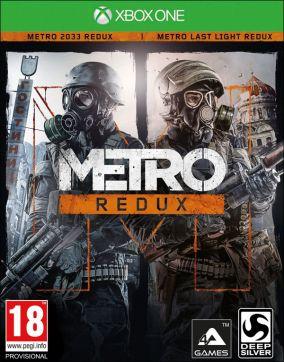 Immagine della copertina del gioco Metro Redux per Xbox One