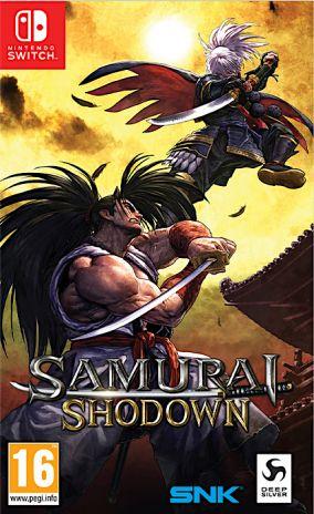Immagine della copertina del gioco Samurai Shodown per Nintendo Switch