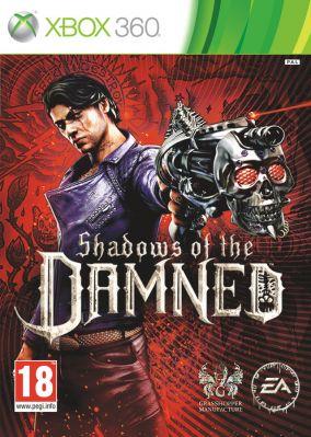 Copertina del gioco Shadows of the Damned per Xbox 360