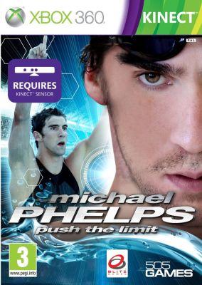 Copertina del gioco Michael Phelps: Push Limit per Xbox 360