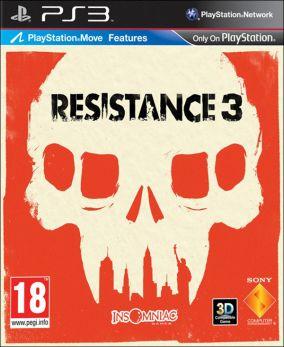 Copertina del gioco Resistance 3 per PlayStation 3