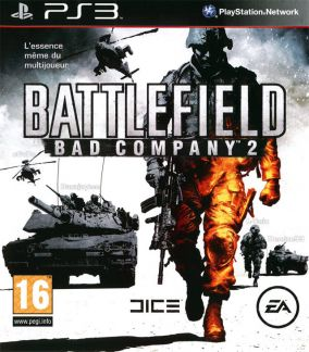 Copertina del gioco Battlefield: Bad Company 2 per PlayStation 3