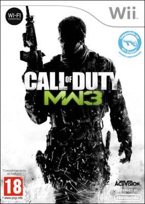 Immagine della copertina del gioco Call of Duty: Modern Warfare 3 per Nintendo Wii