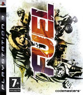 Copertina del gioco Fuel per PlayStation 3