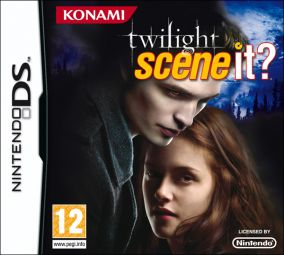Copertina del gioco Scene It? Twilight per Nintendo DS