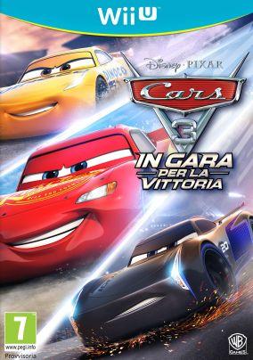 Copertina del gioco Cars 3: In gara per la vittoria per Nintendo Wii U