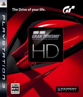 Immagine della copertina del gioco Gran Turismo HD per PlayStation 3