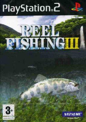 Copertina del gioco Reel Fishing 3 per PlayStation 2