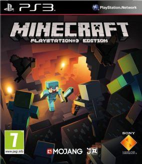 Copertina del gioco Minecraft per PlayStation 3
