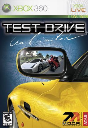 Immagine della copertina del gioco Test Drive Unlimited per Xbox 360