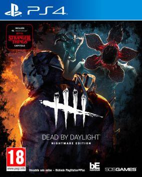 Copertina del gioco Dead by Daylight: Nightmare Edition per PlayStation 4