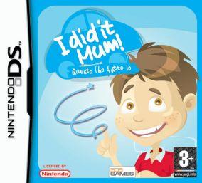 Immagine della copertina del gioco Questo L'ho Fatto Io - Bambino per Nintendo DS