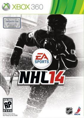 Copertina del gioco NHL 14 per Xbox 360