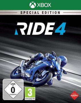 Immagine della copertina del gioco Ride 4 per Xbox One