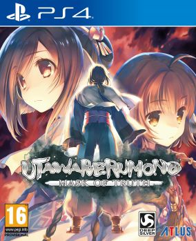 Immagine della copertina del gioco Utawarerumono: Mask of Truth per Playstation 4