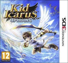 Immagine della copertina del gioco Kid Icarus Uprising per Nintendo 3DS