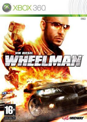 Copertina del gioco The Wheelman per Xbox 360